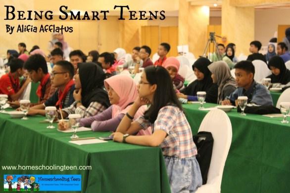 being smart teens