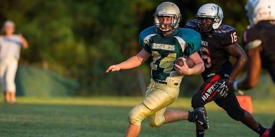 South Wake Homeschool Football