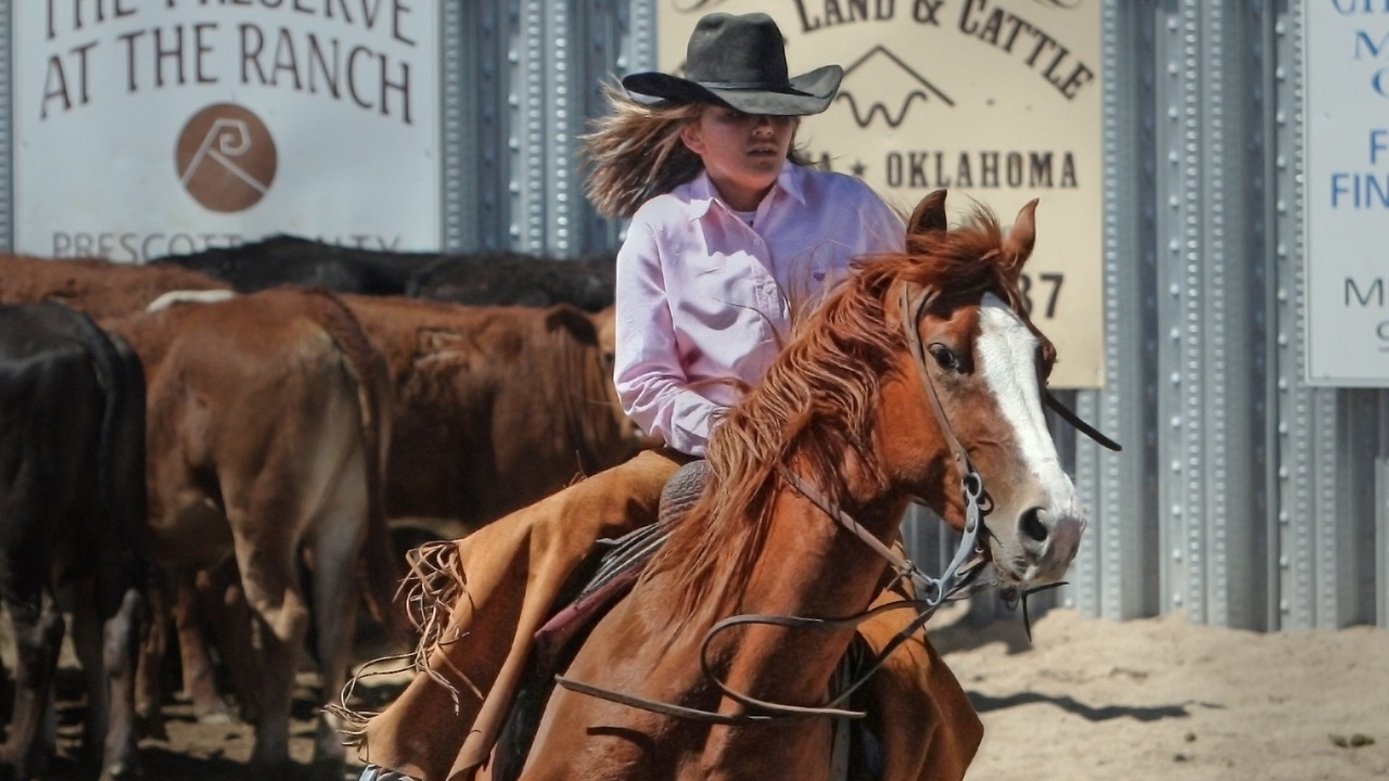 Homeschool Senior to Compete in Rodeo Nartionals
