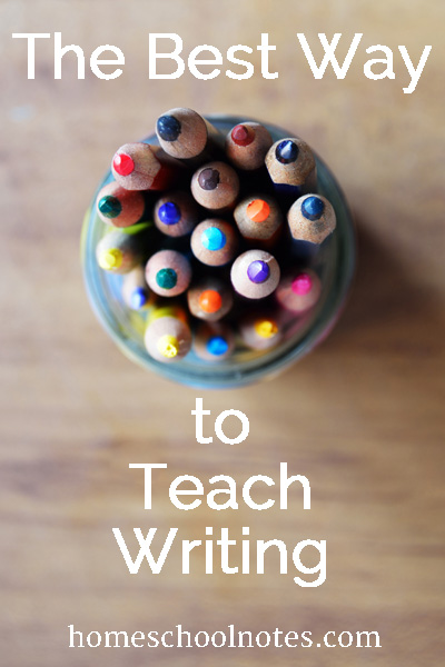 What is the Best Way to Teach Writing?
