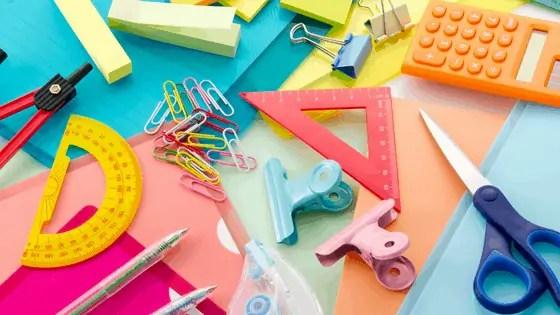 Homeschool Supplies Checklist