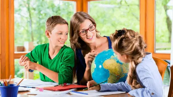 Why we have chosen home education in the uk