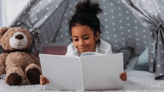 Book bingo for kids