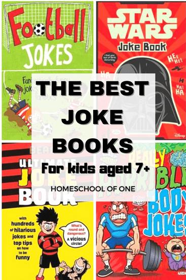 The best joke books for kids