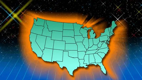 How to learn the 50 states of America in your homeschool