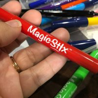 Magic Stix - The Markers That Won't Dry Out - Review & Gift Idea