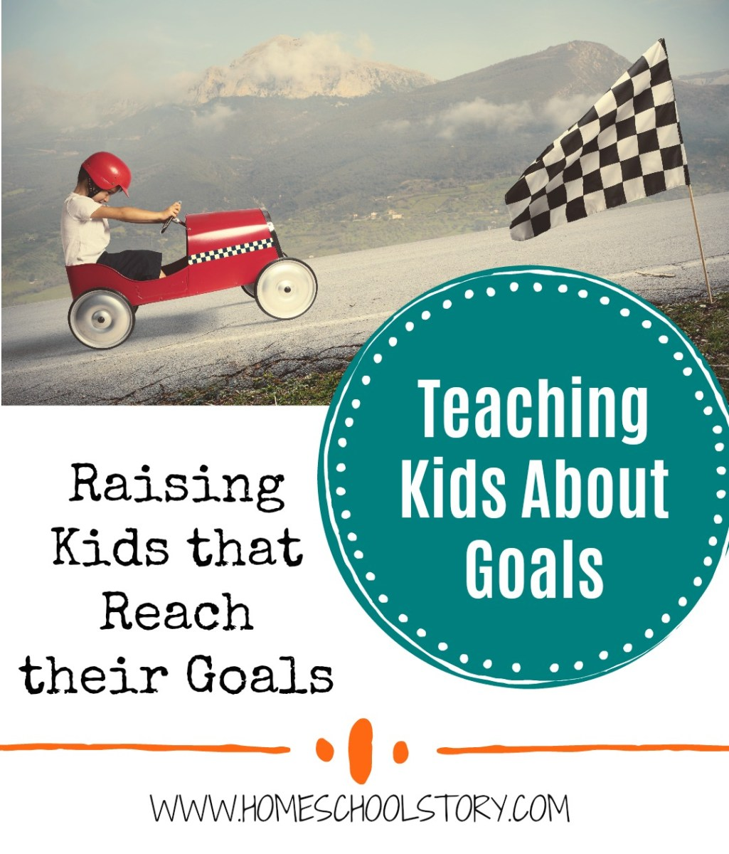 How to Teach Your Kids about Goals
