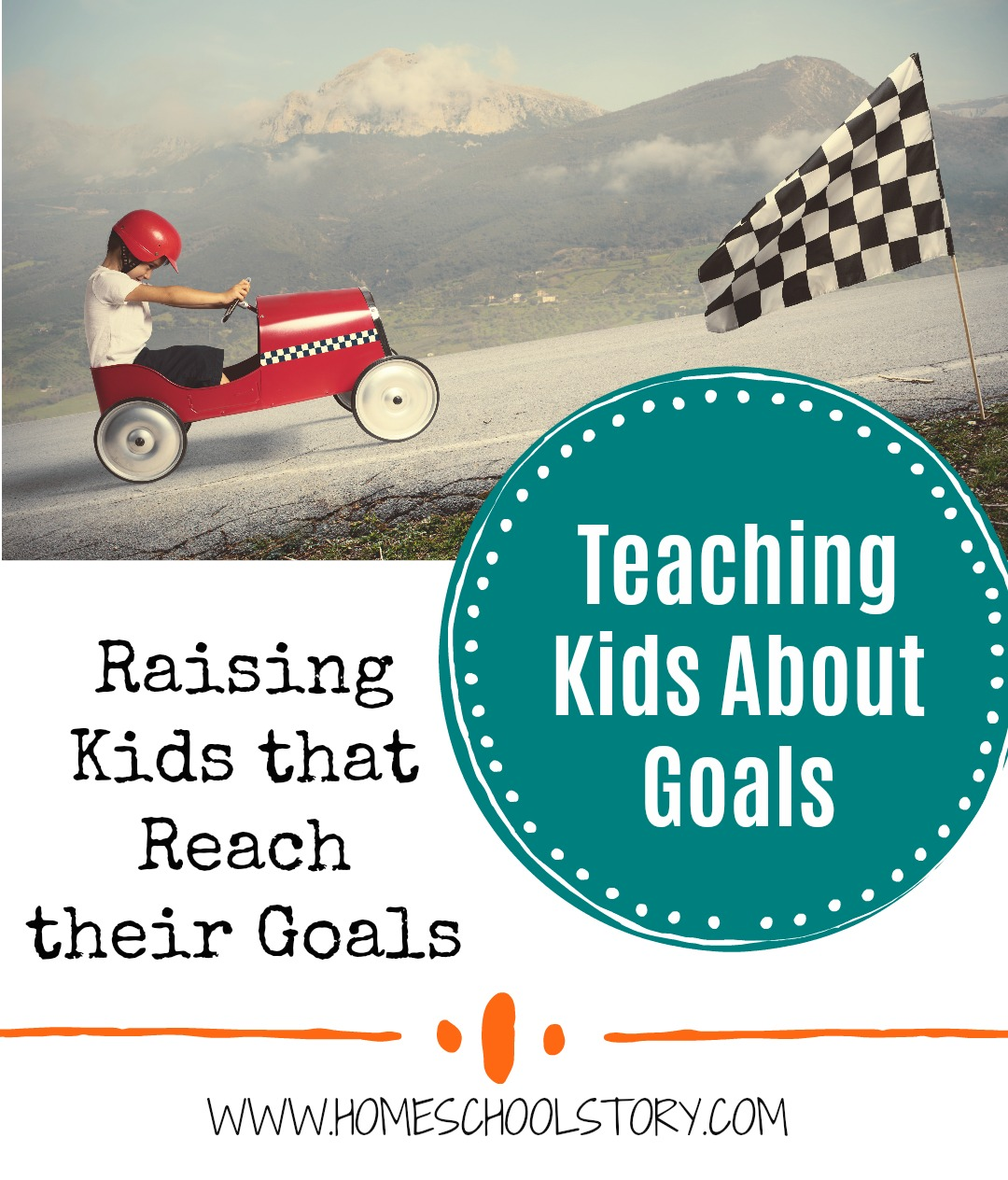 Teaching Kids about Setting Goals