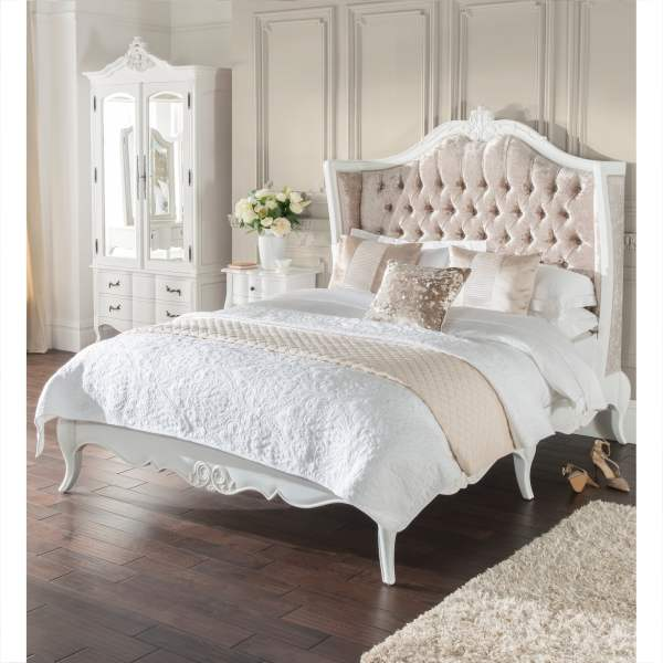 Estelle Bedroom Collection - French Style Shabby Chic
