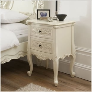 Shabby Chic Bedside Tables  Shabby Chic Furniture