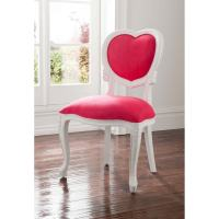Pink Antique French Love Heart Chair is a must have ...