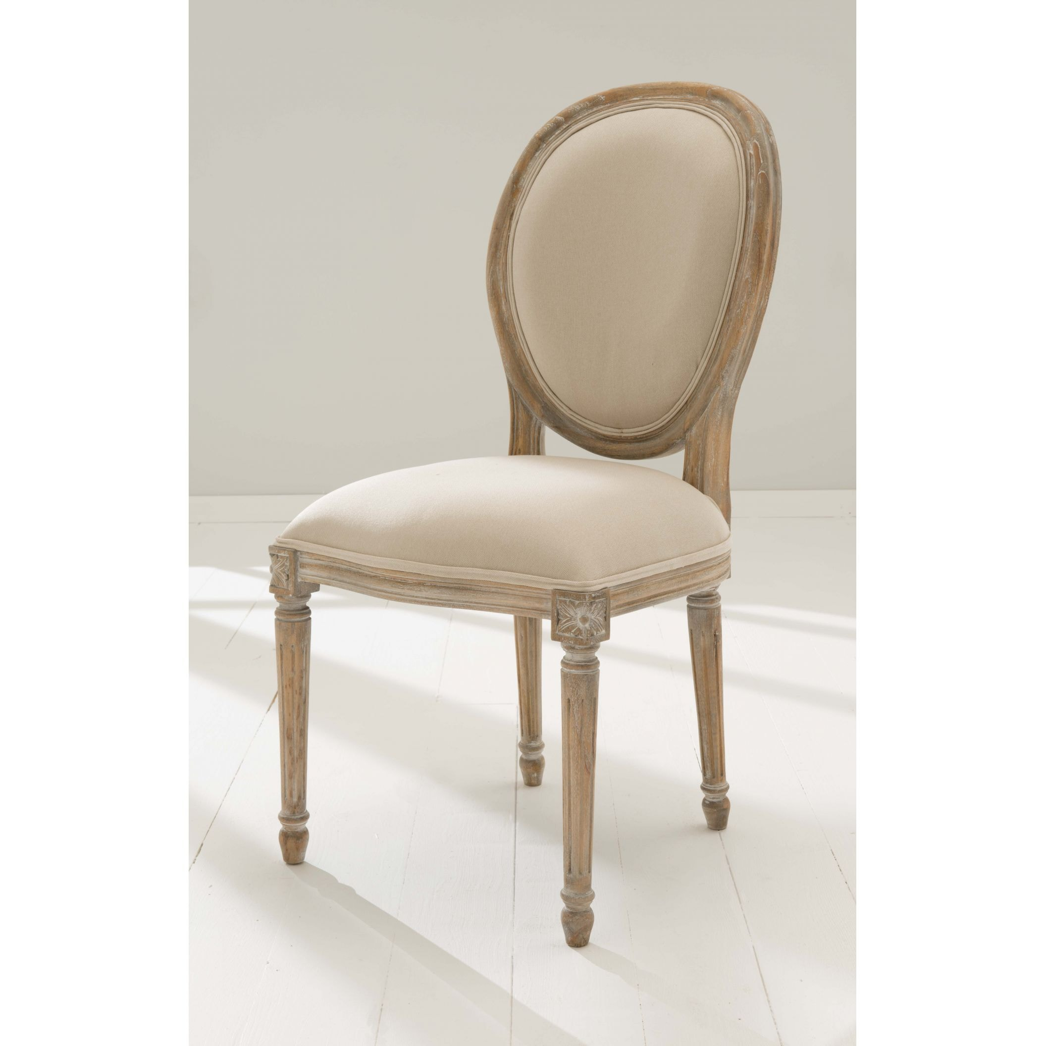 Antique French Style Mindi Chair