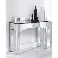 Living Room Console Tables Mirrored Pics Of Rooms Romano Table