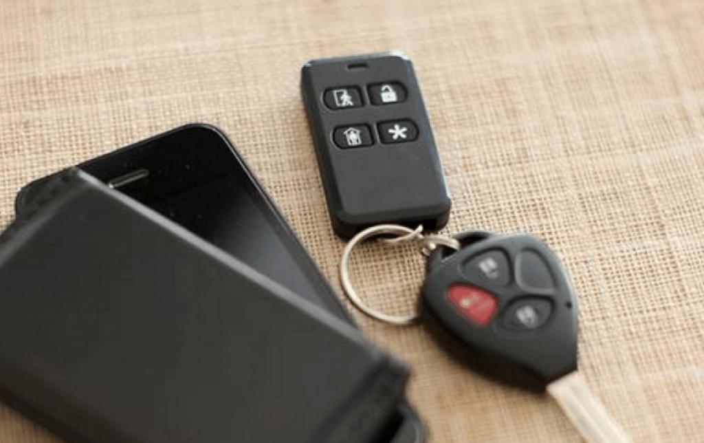 Vivint Security Alarm System