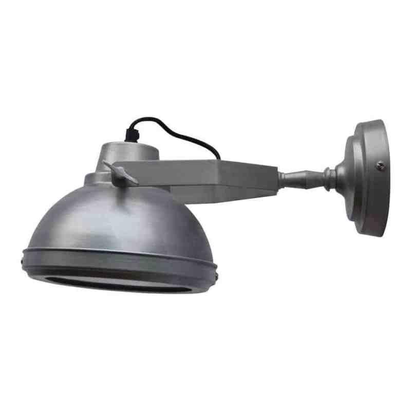 Deze wandlamp Factory is een super vette industriële lamp die zowel aan het plafond als aan de wand bevestigd kan worden   www.homeseeds.nl