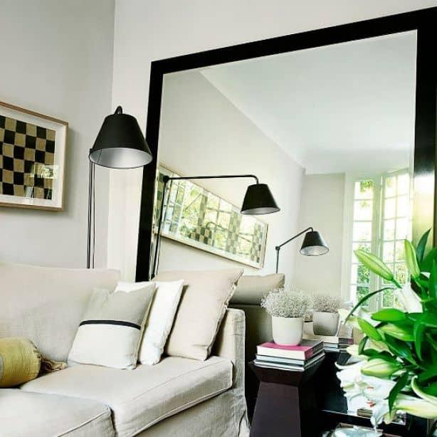 7 nuttige tips om een kleine ruimte groter te laten lijken