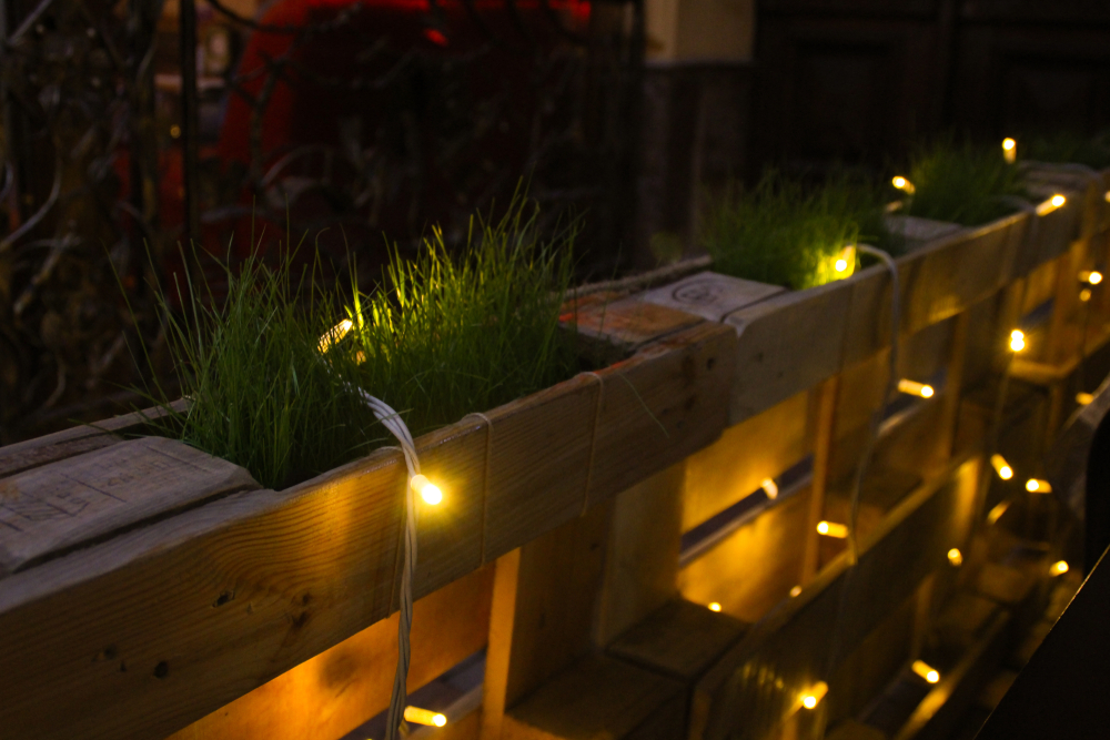 easy pallet fence ideas that create