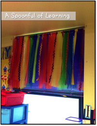 Classroom Window Curtain Ideas