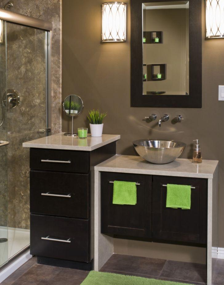 Elegant Style Bathroom Vanities Long Island  Homes