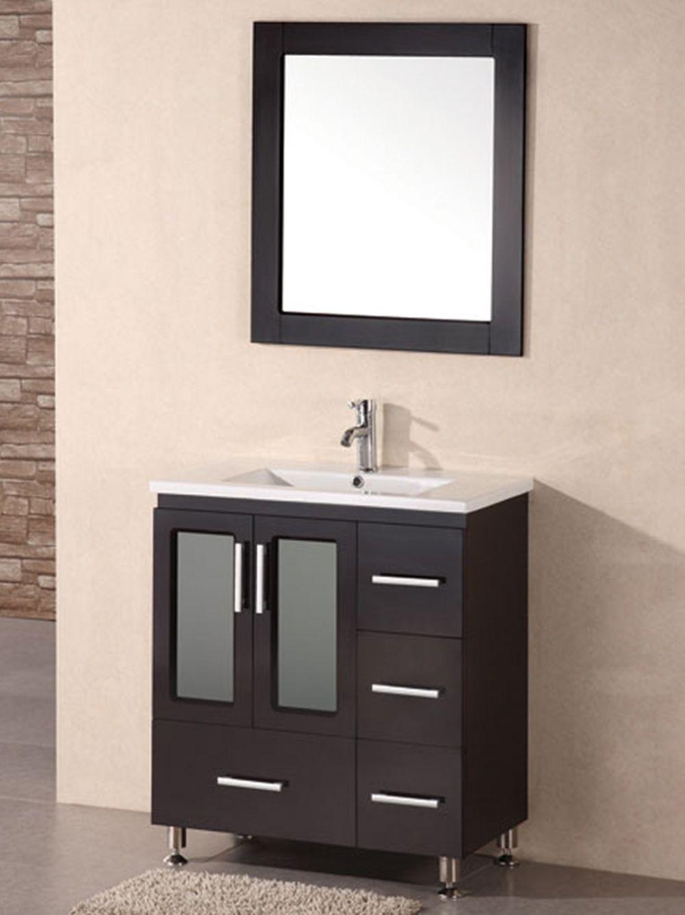 Applying Narrow Bathroom Vanity Ideas with Premium Service