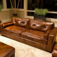 How To Clean Dirty White Leather Sofa Single Seat Rustic Dark Brown Sofas: Great Investment For Warm ...