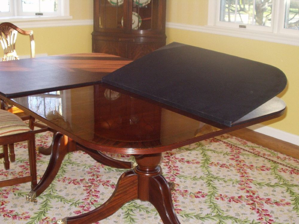 Stylish Table Pads for Dining Room Table  Homes Furniture