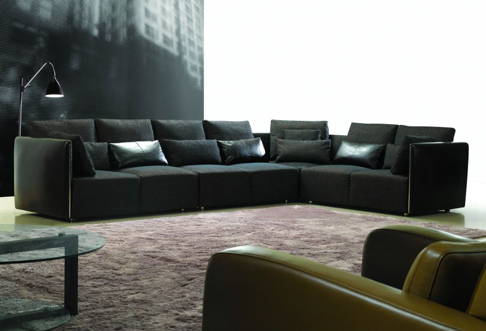 thomasville benjamin leather sofa for sale in melbourne sectional couch exhibit exclusiveness and ...