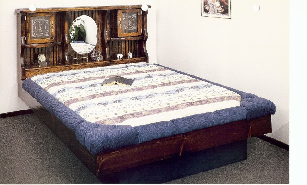 Remarkable Waterbeds For Sale As The New Health And