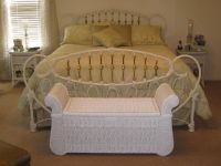 White Wicker Bedroom Furniture with some Interesting ...