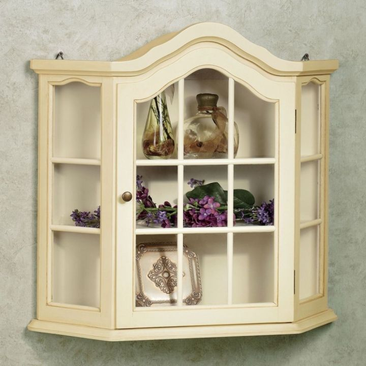 Wall Mounted Curio Cabinet And What To Consider When Purchasing Homes Furniture Ideas