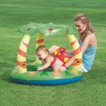 Anti-Sai Awning Inflatable Pool Swimming For Infants And Young Children Sand