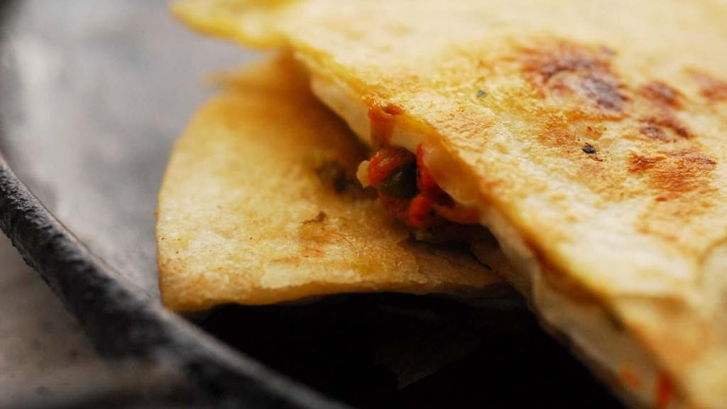 Squash blossom quesadillas | Homesick Texan