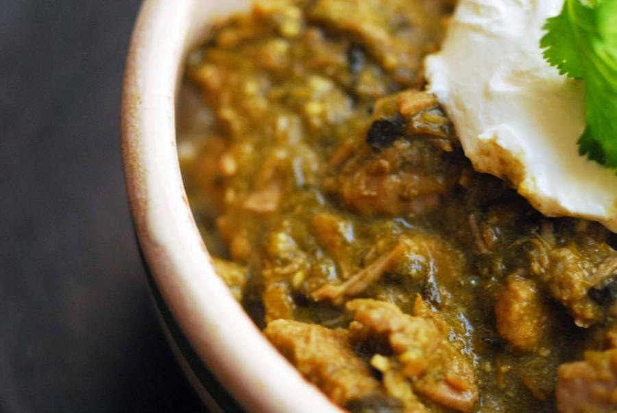 Texas pork green chili | Homesick Texan