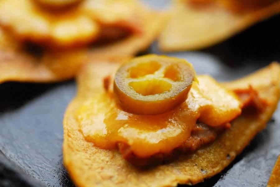 Texas nachos