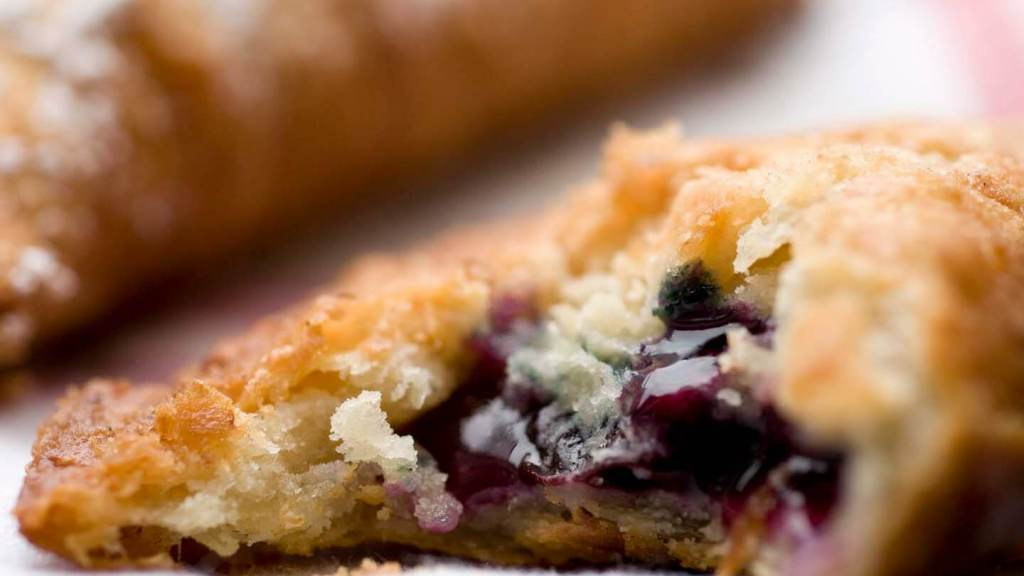 Blueberry fried pies | Homesick Texan