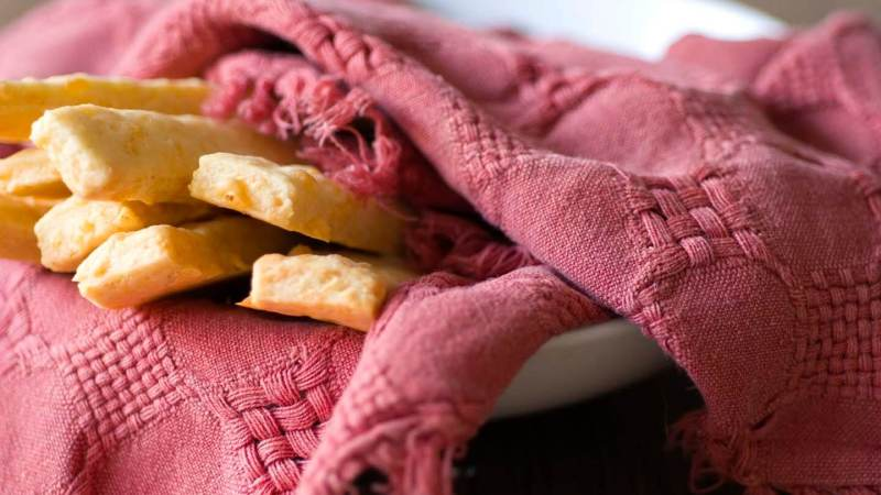 Cheese straws | Homesick Texan