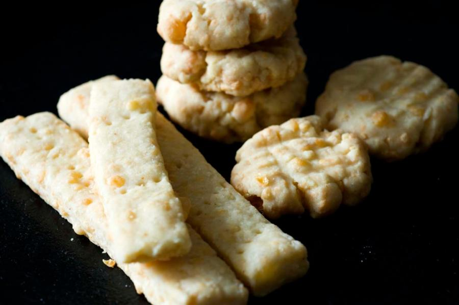Cheese straws | Homesick Texan