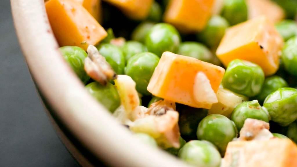 Pea salad | Homesick Texan