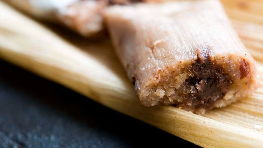 Chocolate tamales with pecans | Homesick Texan