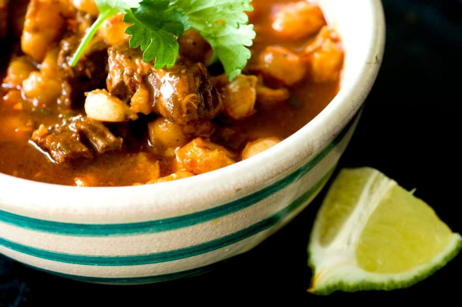 Red posole | Homesick Texan