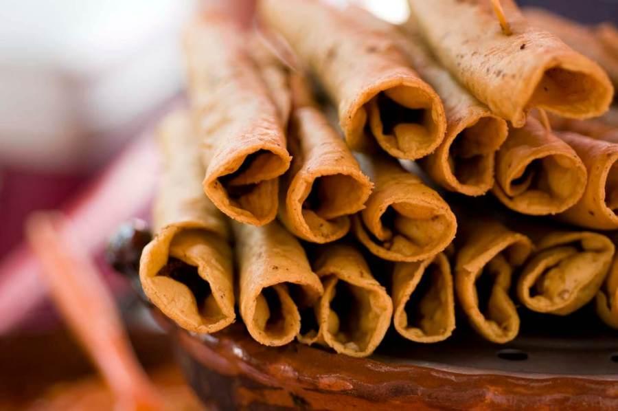 Beef flautas | Homesick Texan