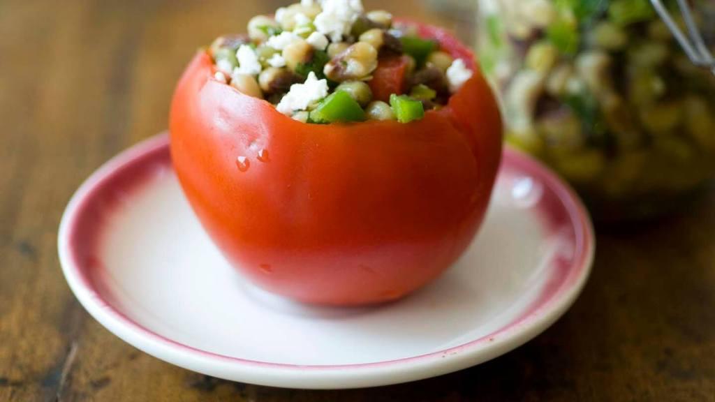 Purple hull pea salad | Homesick Texan