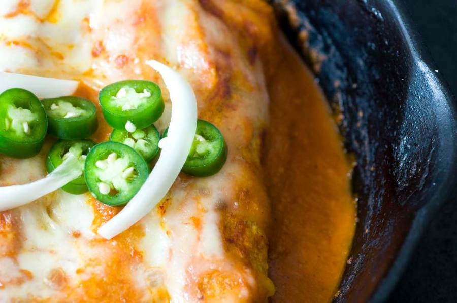 Summer squash enchiladas | Homesick Texan