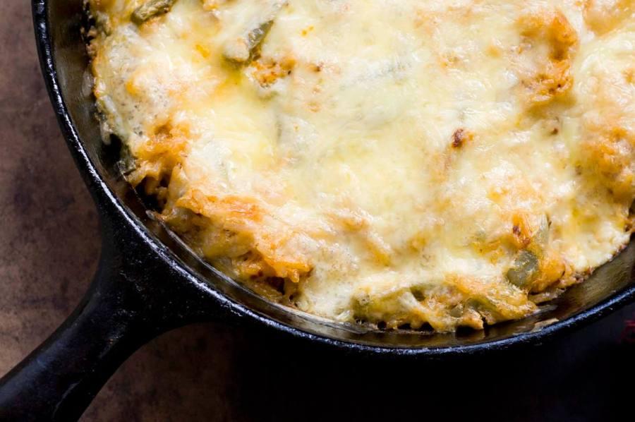Cactus casserole | Homesick Texan