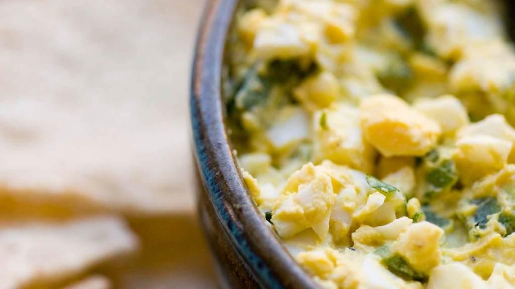 jalapeno egg salad | Homesick Texan