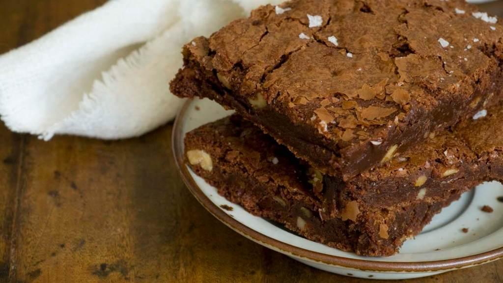 lavender brownies | Homesick Texan
