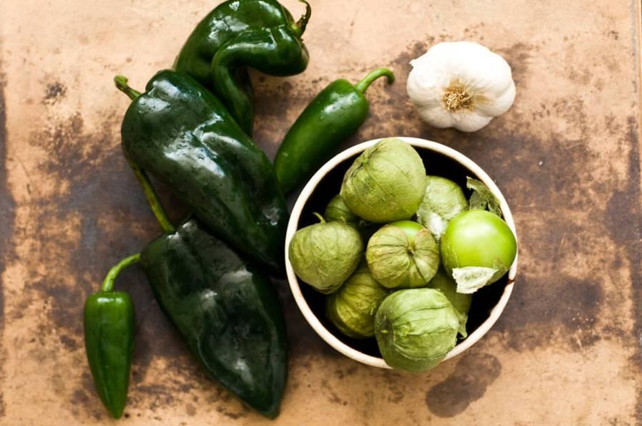 Pork enchilada verde casserole | Homesick Texan