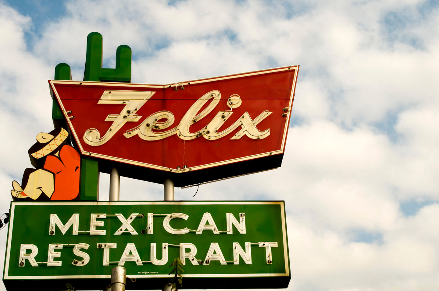 Fortunately, Another Houston Restaurant Named El Patio Bought The Rights To  The Felix Recipes And You Can Now Get Many Of The Old Favorites There, ...