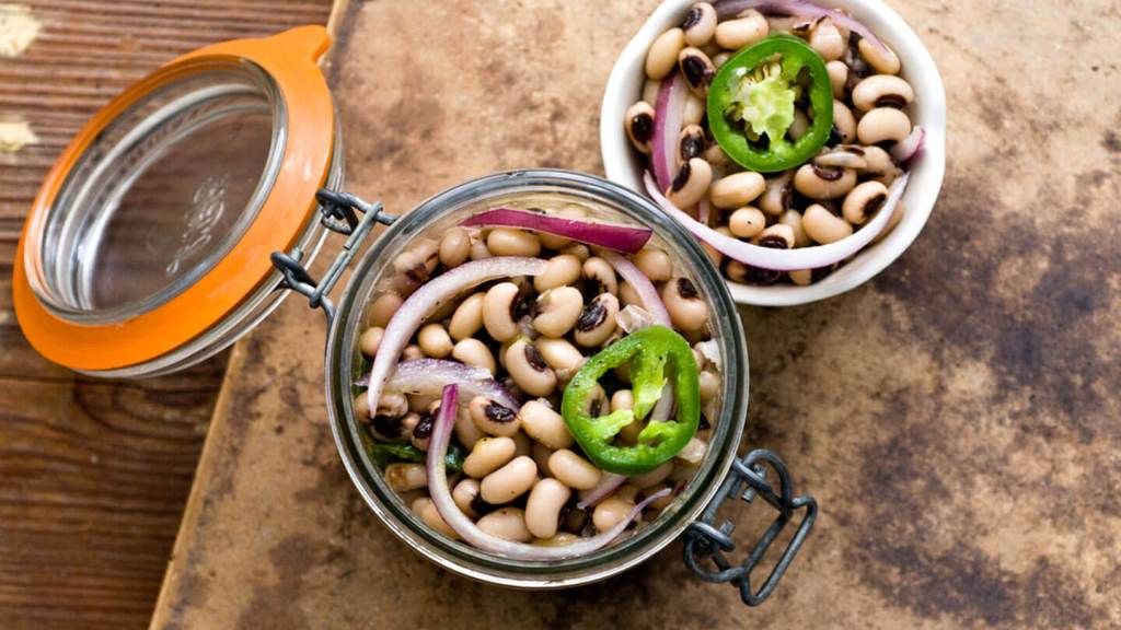 Pickled black-eyed peas | Homesick Texan