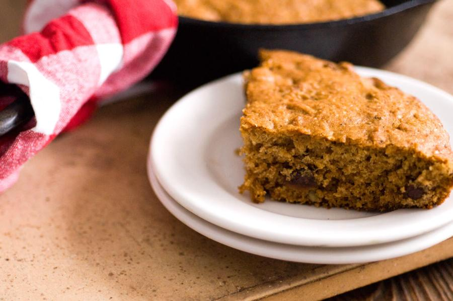 Spicy applesauce cake | Homesick Texan